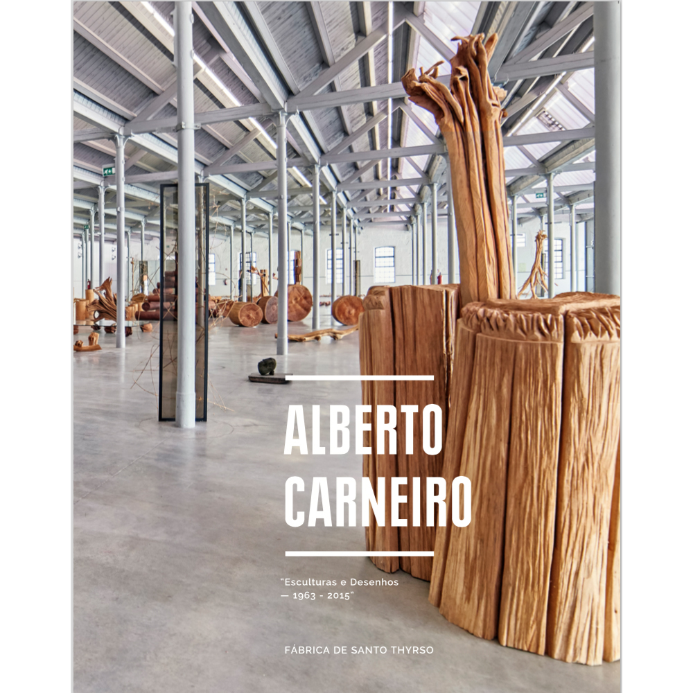Alberto Carneiro – Esculturas e Desenhos
