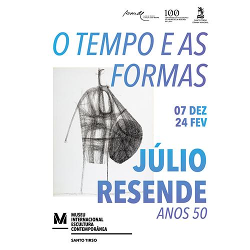 O TEMPO E AS FORMAS, JÚLIO RESENDE ANOS 50