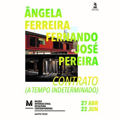 ÂNGELA FERREIRA E FERNANDO JOSÉ PEREIRA — CONTRATO (A TEMPO INDETERMINADO)