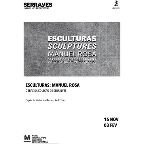 SCULPTURES OF MANUEL ROSA