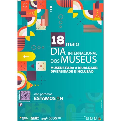 DIA INTERNACIONAL DOS MUSEUS / 4º ANIVERSÁRIO MMAP/MIEC